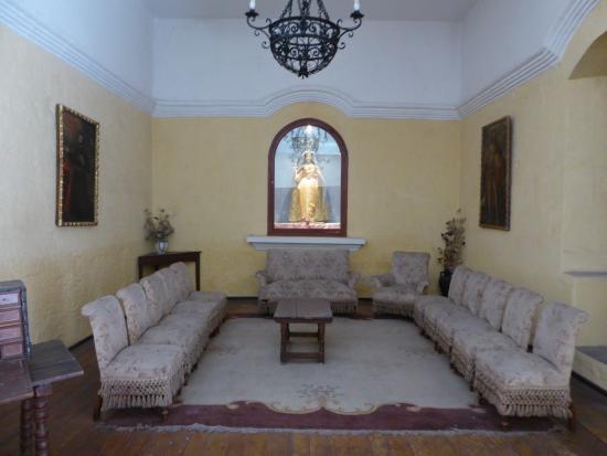 Monasterio De Santa Catalina: Receiving Room
