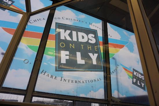 Kids on the Fly, Chicago Children's Museum at O'Hare Airport: photo1.jpg