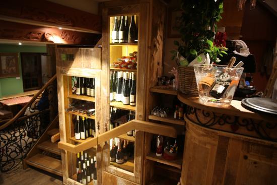 Colmar restaurant le fer rouge la nuit photo de le - Fer rouge colmar ...