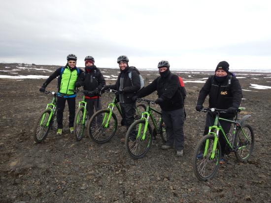 Hike and Bike : Grupo