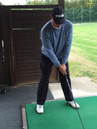 Bubbiano, Italia: Golf Club Ambrosiano