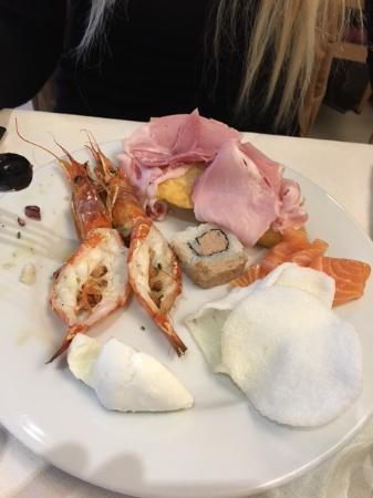 Bovisio Masciago, Italië: cibo
