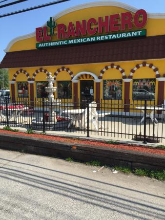 Spencer, IN: This was a spectacular place!  Loved the salsa and chips. It was the BEST mole I have ever had o