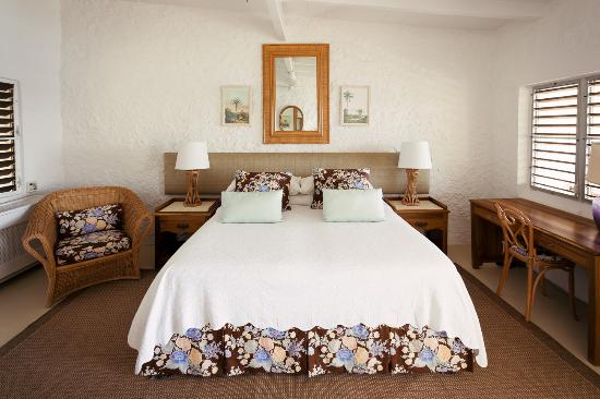 Guana Island : Barbados Bedroom