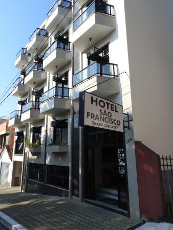 Hotel Sao Francisco: A fachada