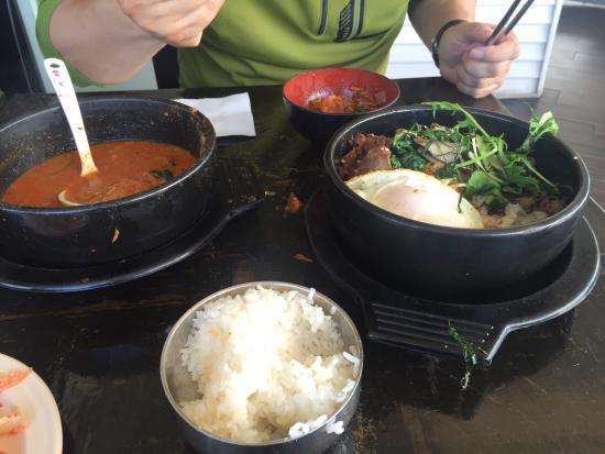 Little Korea: 맛있어요!!