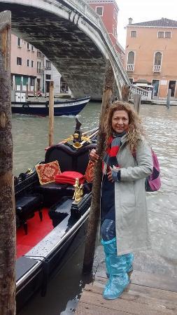 Hotel Eden: Con sus góndolas Venecia es un sueño