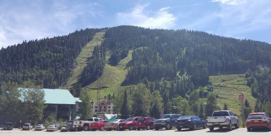 Taos Ski Valley, NM: Taos ski area.