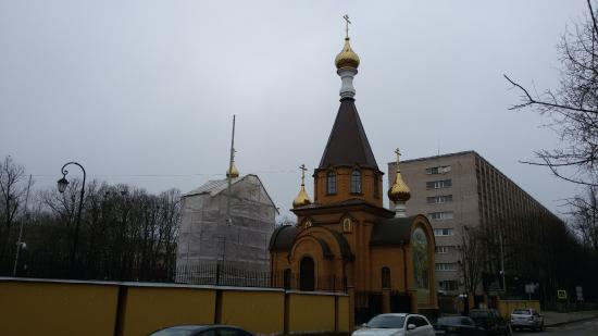 Church of Dmitriy Donskoi