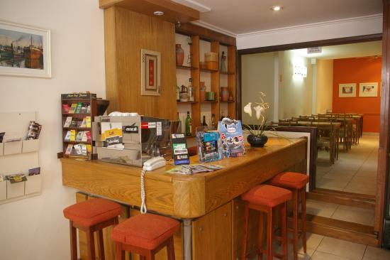 Hotel Compostela: Barra