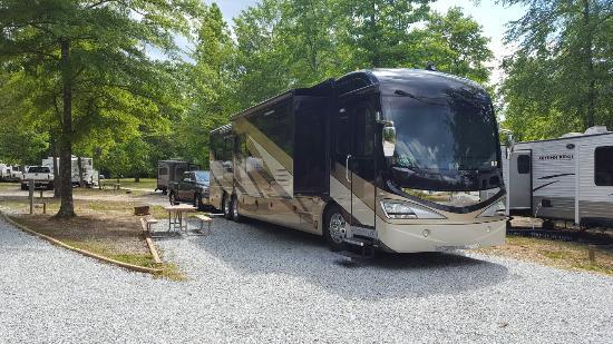 Magnolia Rv Park Amp Campground Updated 2017 Prices