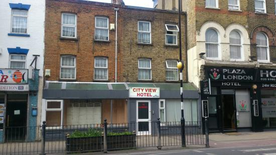 City View Hotel Bethnal Green Review