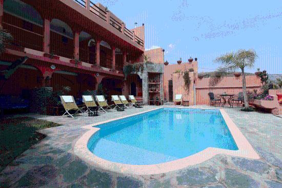 Riad Vallee Verte Asni