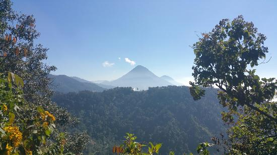 Santa Maria Volcano: 20160116_095729_large.jpg