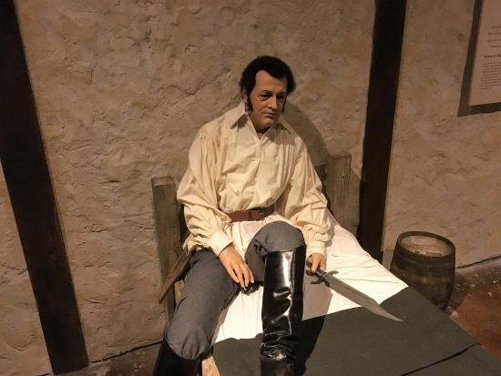 the legend of jim bowie essay Davy crockett was a frontiersman frontiersman and folk legend jim bowie was a fighter in texas revolution who died during the defense of the alamo.