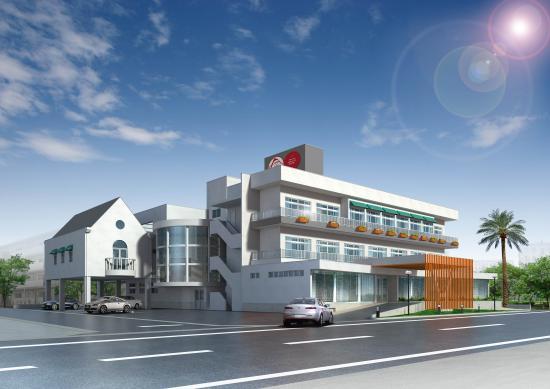 Amakusa Santa Coming Hotel