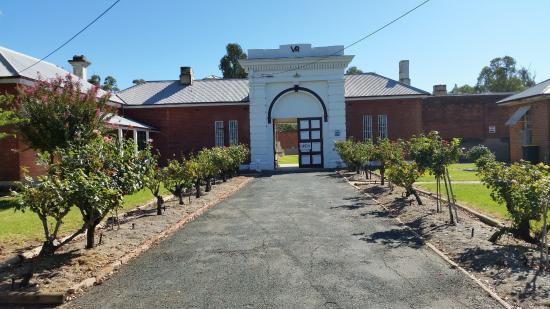 Hay Gaol Museum