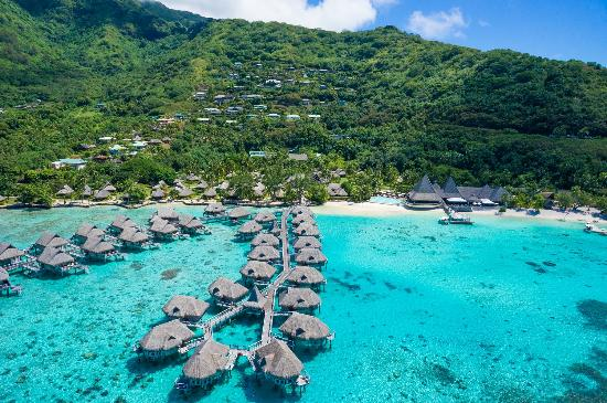 منتجع Sofitel Moorea Ia Ora Beach Resort