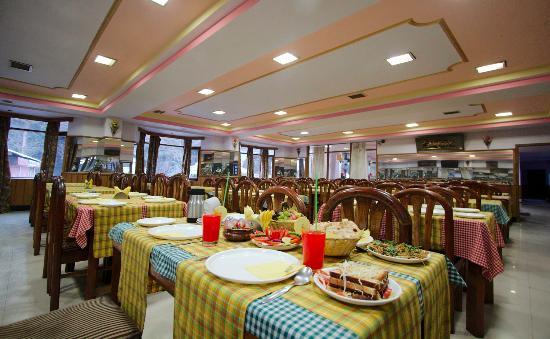 New Kenilworth International: Hotel Restaurant