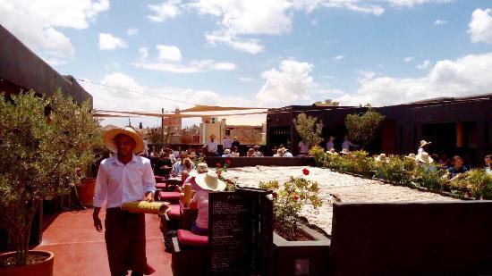 Terrasse Des Epices Picture Of Terrasse Des Epices Marrakech