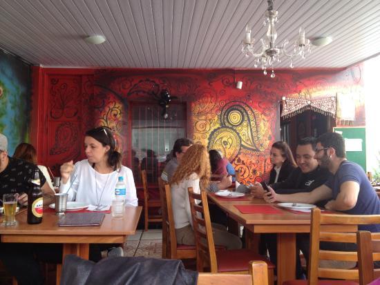 Bawarchi: O salão