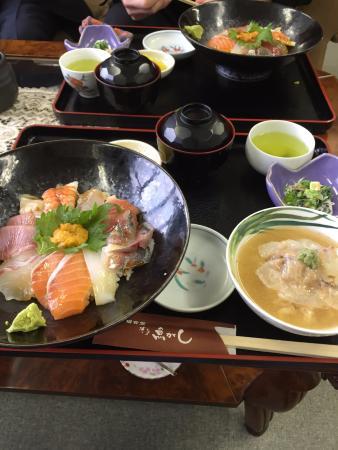 Uogashi, West Side Shokudogai
