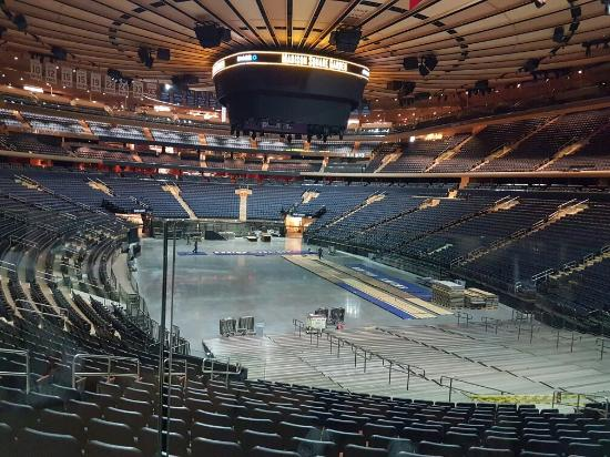 Locker Room Picture Of Madison Square Garden All Access Tour New York City Tripadvisor