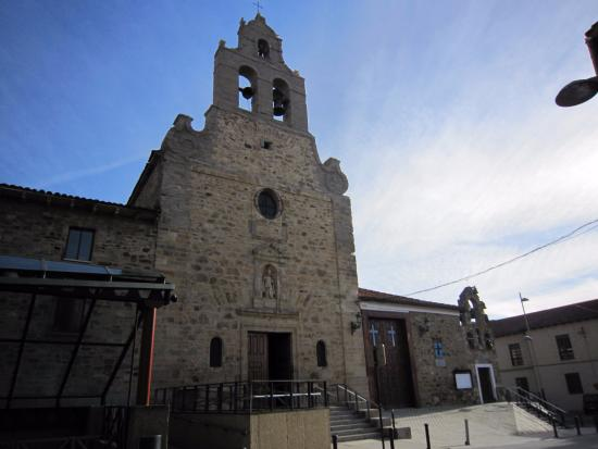 Astorga, Espagne : Iglesia de San Francisco