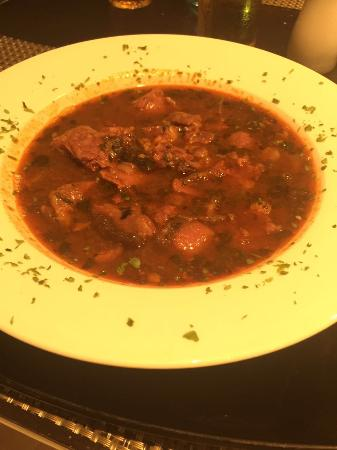 The Moorhouse Ikoyi Lagos - MGallery Collection: goat pepper soup