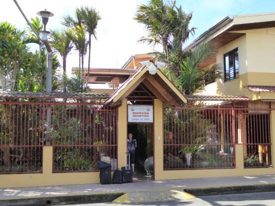La Posada Hotel : The entrance
