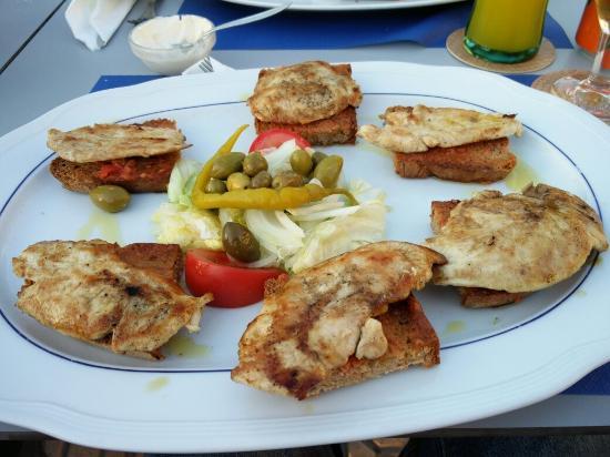 imagen Cafeteria Pizzeria Croasan en Alcúdia