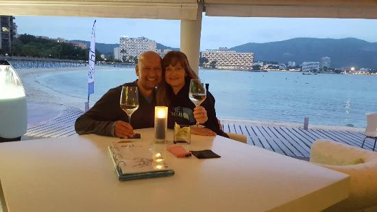 Chi Lounge Mallorca: 20160506_205627_large.jpg