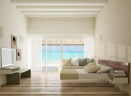 Lhaviyani Atoll: Beach Villas
