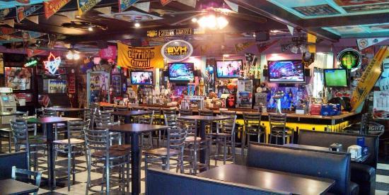 Barryville, estado de Nueva York: B.V.H. Sports Bar
