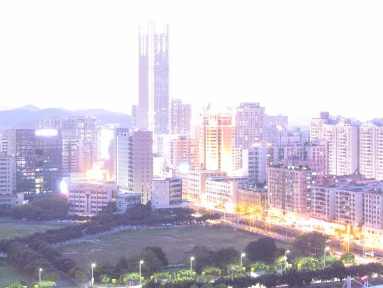 Humen Park : Hotel Mels Weldon-The tallest building in Humen