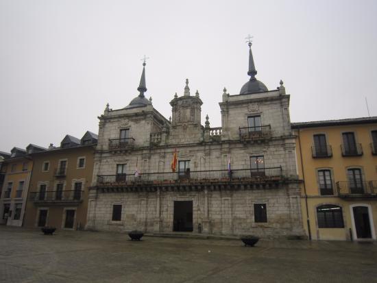 La Casa Consistorial o Ayuntamiento de Ponferrada