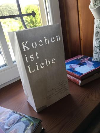 Landgasthof Gritschacher: Kochen ist Liebe, stimmt hier so....