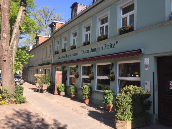"""Gast- und Logierhaus """"Zum Jungen Fritz"""""""