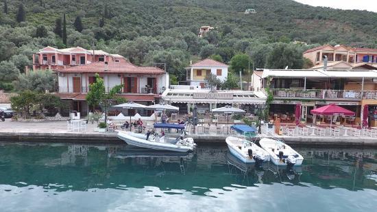 Sivota, Grécia: by air