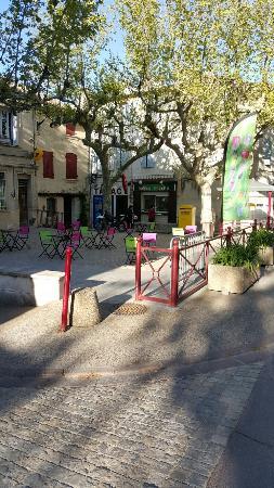 Barbentane, Γαλλία: Terrasse