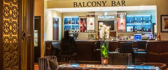 ‪The Balcony Bar‬