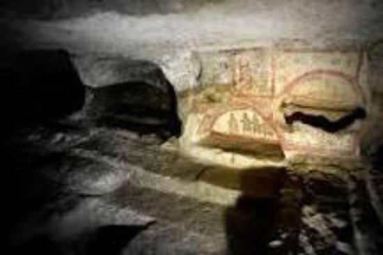 Catacomba paleocristiana di Villagrazia di Carini
