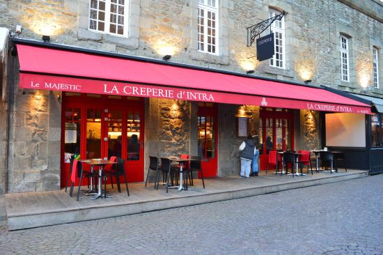 le restaurant allez y picture of knop compagnie saint malo saint malo tripadvisor. Black Bedroom Furniture Sets. Home Design Ideas