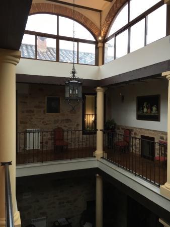 Hotel Palacio del Intendente: Gran sitio en Guarroman!