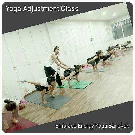 ‪Embrace Energy Yoga Bangkok‬