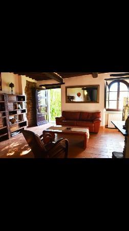 Castello di Gaiche: Il Molino - living room