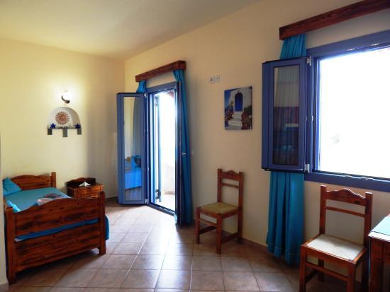 Aquarius Village Hotel: big family apartment