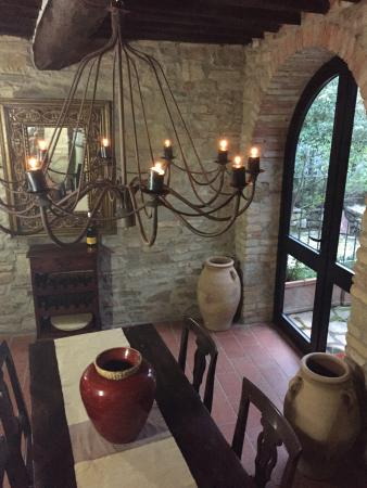 Castello di Gaiche: Il Molino - dining room