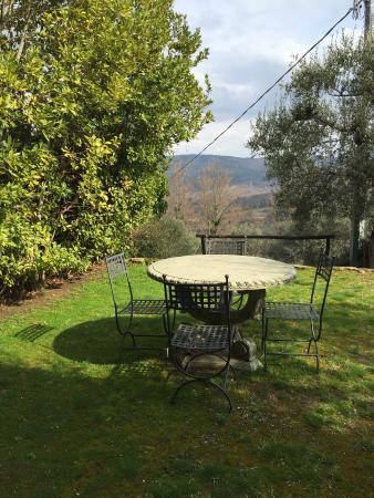 Castello di Gaiche: Il Molino - private garden