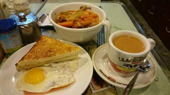 Swiss Cafe (Wan Chai)